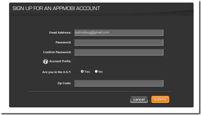 20110708_appMobi Enterprise Portal